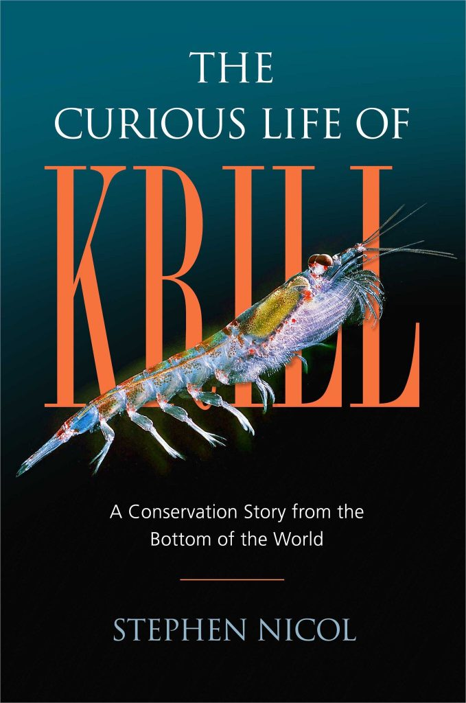 The Curious Life of Krill:  A Conservation Story from the Bottom of the World