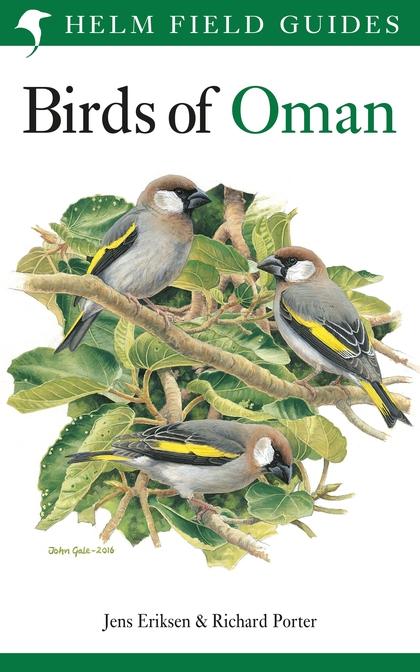 Birds of Oman (Helm Field Guide)