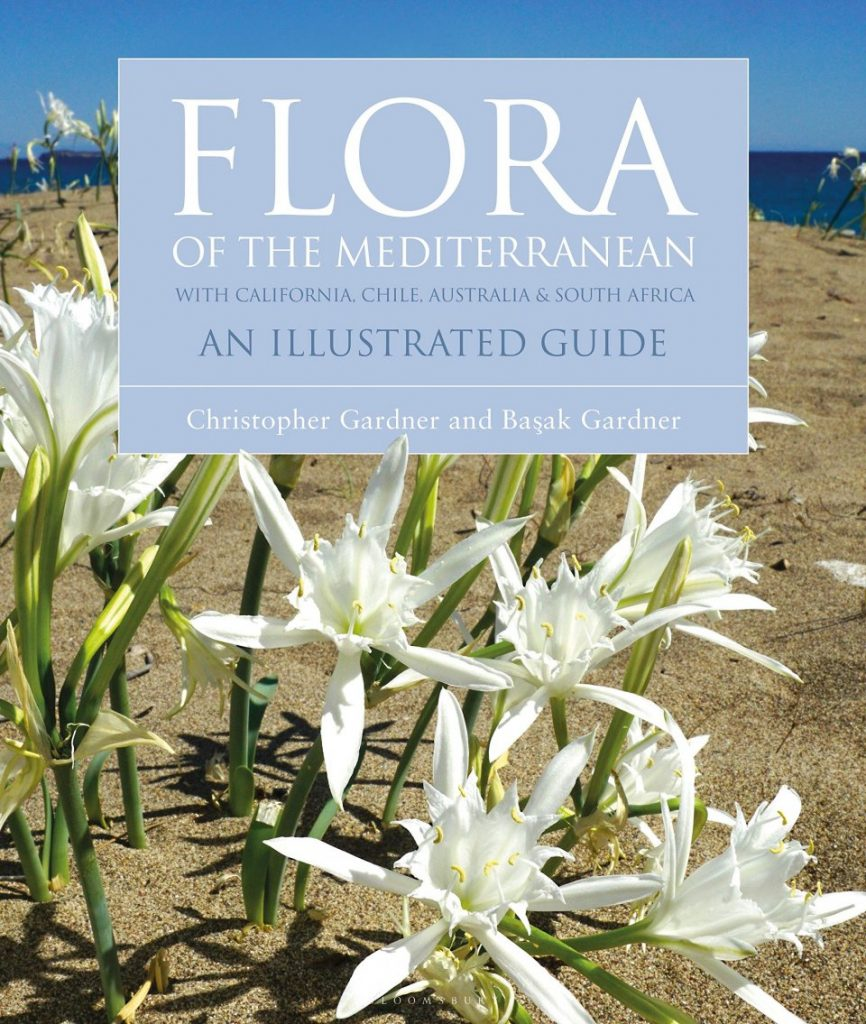 Flora of the Mediterranean:  With California, Chile, Australia & South Africa – An Illustrated Guide